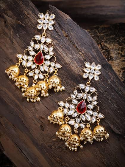 d038049c Earrings - Buy Earring for Women & Girls Online in India | Myntra