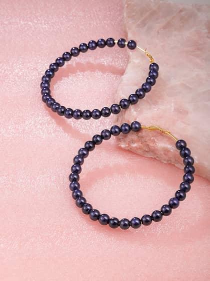 955b6951e Hoop Earrings - Buy Hoop Earrings Online For Women & Girls | Myntra