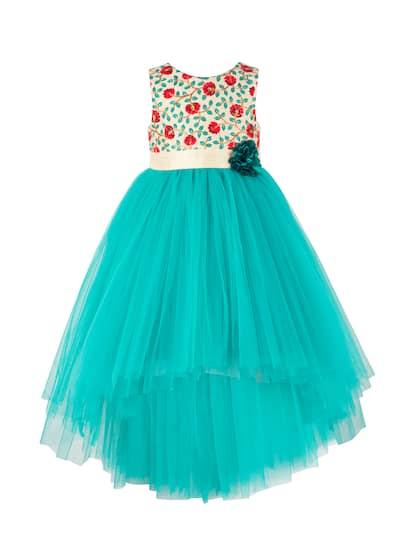 5e0b5a6160caa Girls Dresses - Buy Frocks & Gowns for Girls Online | Myntra