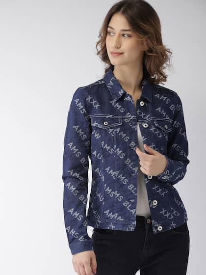 090ddd56e69 Denim Jacket - Buy Denim Jacket Online - Myntra