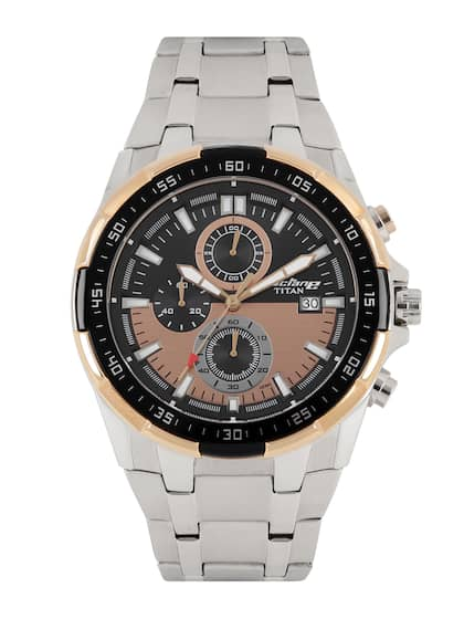 fea138c9fbb Titan Chronograph Watch - Buy Titan Chronograph Watch online in India