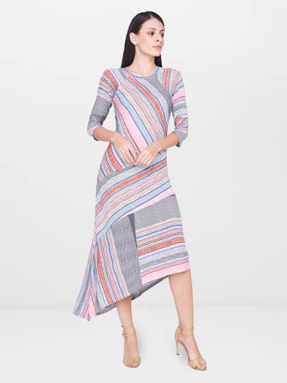 045b7bac7f52a Midi Dresses - Buy Midi Dress for Women   Girl Online