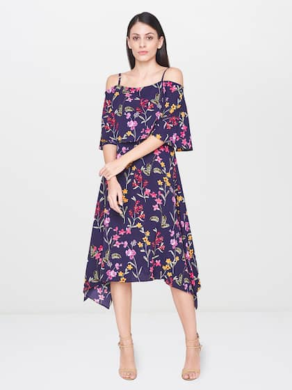 d8bbeb5e002a5 Floral Dresses - Buy Floral Print Dress Online in India