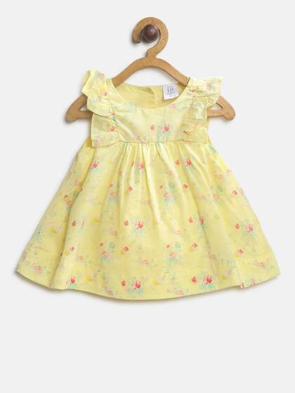 9260b5ce5 Baby Girls Dresses - Buy Dresses for Baby Girl Online in India
