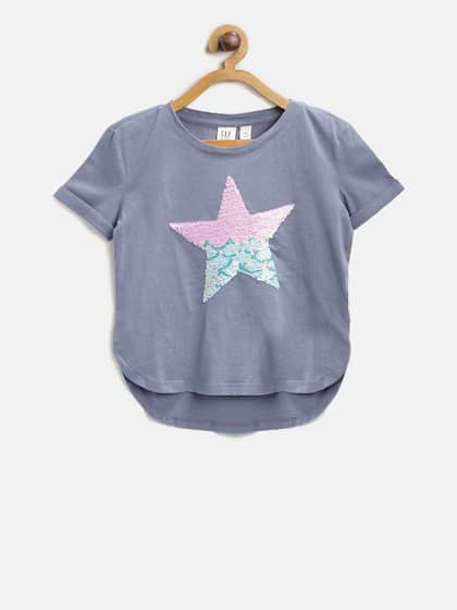 2385d7022c49 Girls T Shirts- Buy Tshirts for Girls online in India