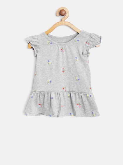 ea59b4099842e2 Girls Tops - Buy Stylish Top for Girls Online in India | Myntra