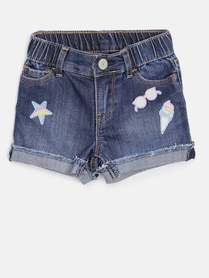 81f432a4e Shorts For Girls- Buy Girls Shorts online in India - Myntra