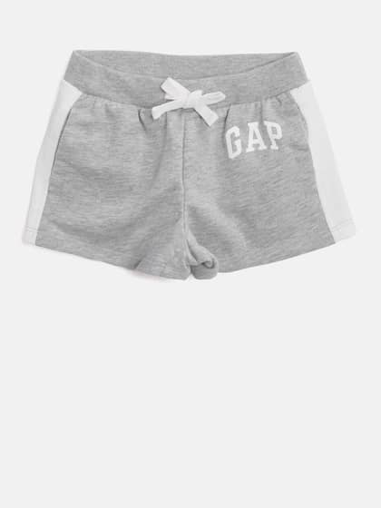 cccea9dc99f Shorts For Girls- Buy Girls Shorts online in India - Myntra
