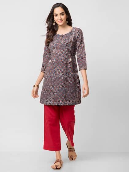 cddc48711b1 Fabindia Tunics - Buy Fabindia Tunics For Women Online in India