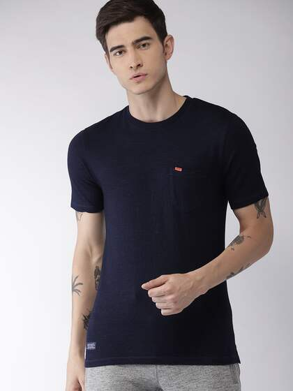 Pocket Tshirts - Buy Pocket Tshirts online in India 7ef87ba3d