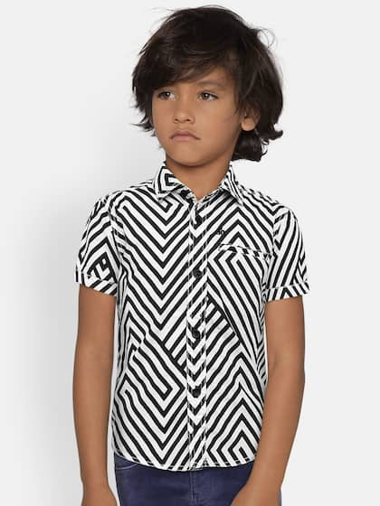 483f2beac9bf Boys Shirts- Buy Shirts for Boys online in India