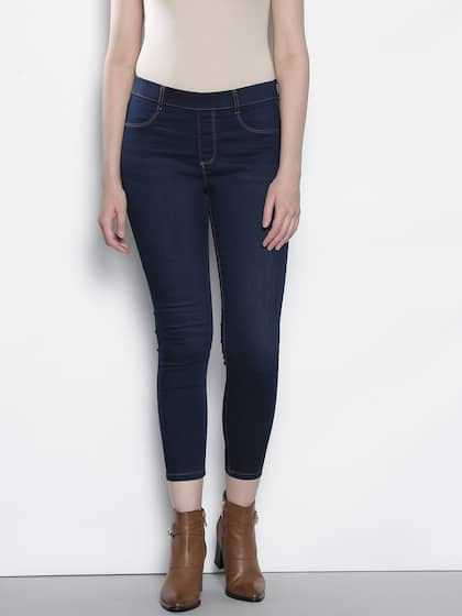8b6a321ce20 Jeggings - Buy Jeggings For Women Online from Myntra