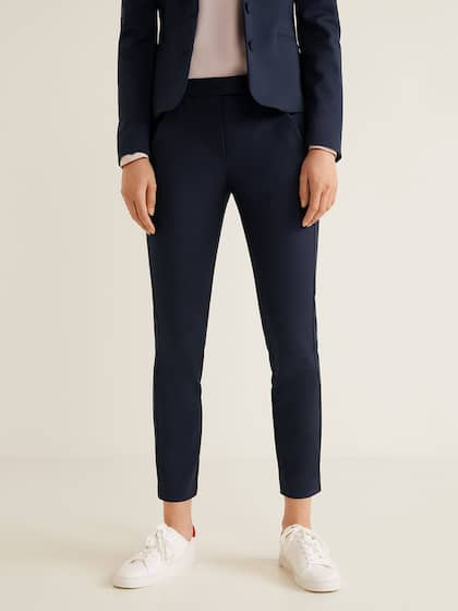 70865cd2d5fce Women s Trousers - Shop Online for Ladies Pants   Trousers in India ...