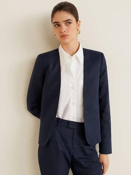 7bd1fe3ec0e3c Formal Blazers For Women - Buy Formal Blazers For Women online in India