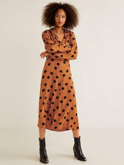 Mango Designer Clothes | Mango Dress Buy Dresses From Mango Online Store Myntra
