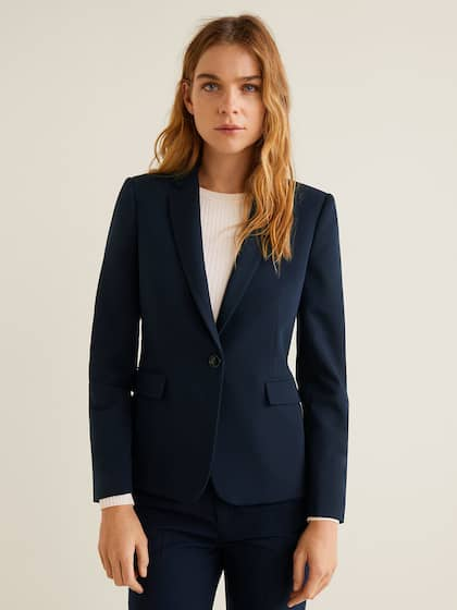 815fe0ed240 Women Blazers Online - Buy Blazers for Women in India