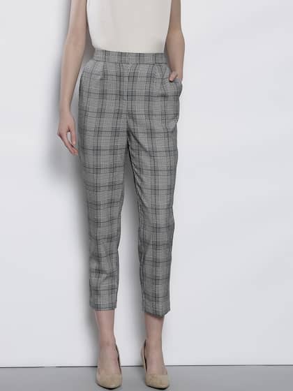 Dorothy Perkins Trousers - Buy Dorothy Perkins Trousers online in India 93827d232