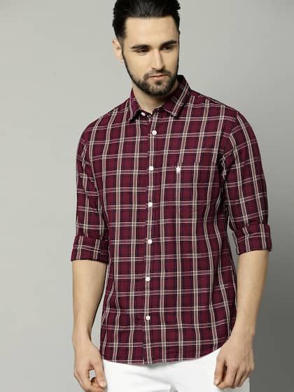 5c08eaad694c Casual Shirts for Men - Buy Men Casual Shirt Online in India