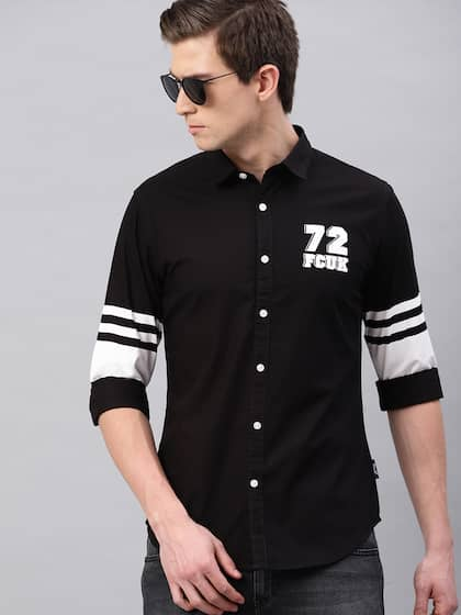 a3cbba780392c French Connection Shirts - Buy French Connection Shirts Online in India
