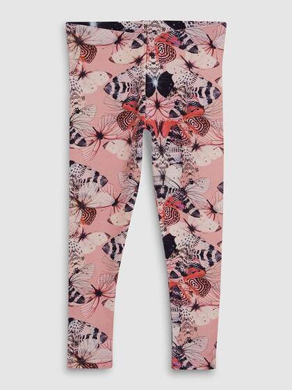 e6d49389c975cc Floral Print Leggings - Buy Floral Print Leggings online in India