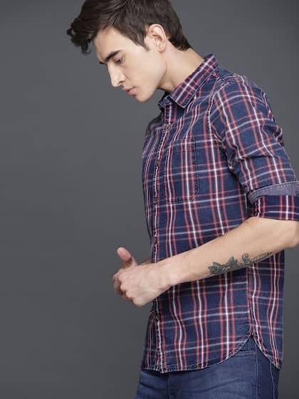 81411fcd Wrogn - Buy from Wrogn Online Fashion Store | Myntra