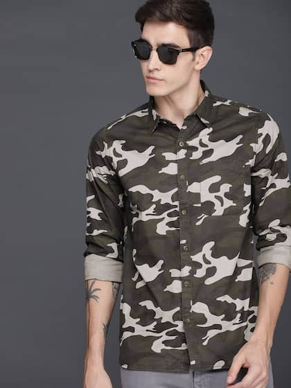 f8b866093 Casual Shirts for Men - Buy Men Casual Shirt Online in India