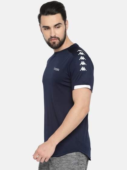 b449e692c97 Kappa T-shirts - Buy Kappa T-shirts Online in India | Myntra