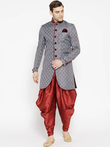 a0910da533 Sherwani - Buy Sherwani for Men & Kids Online in India   Myntra