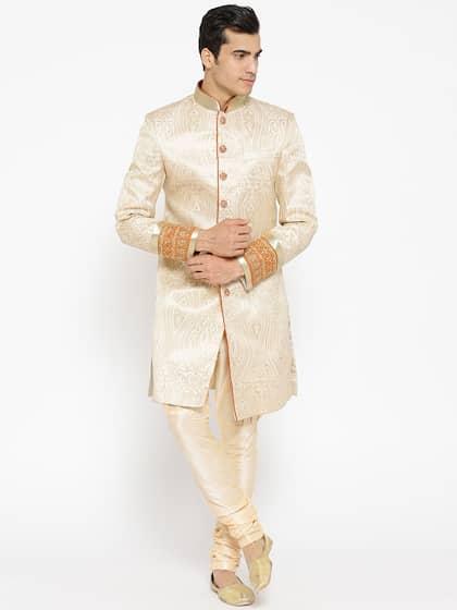 771097269ed Ethnic Wear for Men - Buy Gent s Ethnic Wear Online in India