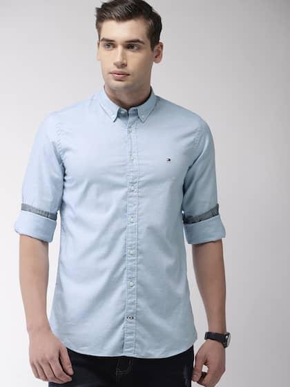 32974312d Tommy Hilfiger Shirts - Buy Tommy Hilfiger Shirt Online | Myntra