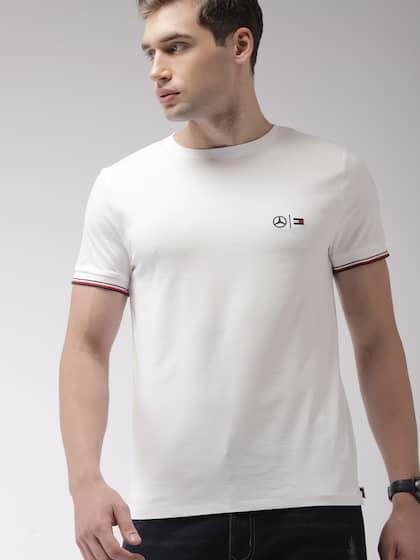 66e71b8fe Tommy Hilfiger Round Neck Tshirts - Buy Tommy Hilfiger Round Neck ...