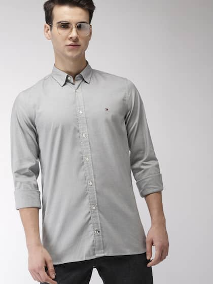 1168c95846 Tommy Hilfiger Shirts - Buy Tommy Hilfiger Shirt Online   Myntra