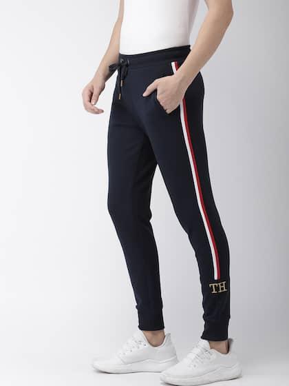 7750b911 Tommy Hilfiger Track Pants - Buy Tommy Hilfiger Track Pants online ...