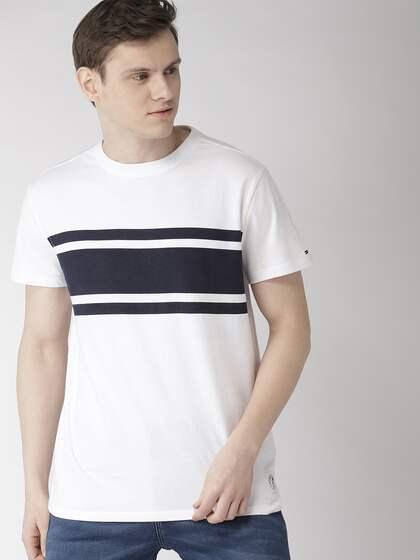 1c1ccd25d Tommy Hilfiger Tshirts - Buy Tommy Hilfiger Tshirts Online | Myntra