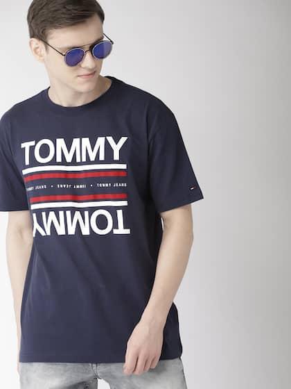 3203ad5d Men Tommy Hilfiger Tshirts - Buy Men Tommy Hilfiger Tshirts online ...