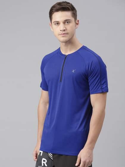 6017b8f43 Gym Tshirts - Buy Gym Tshirts online in India