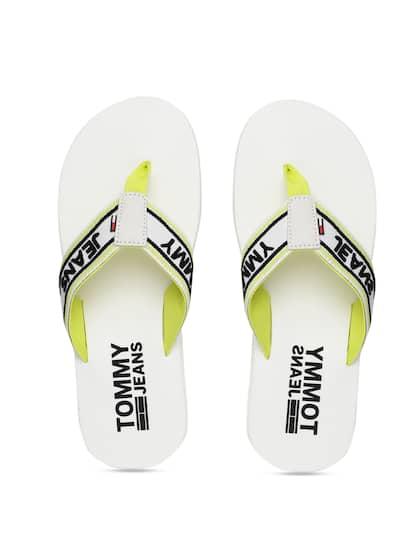 12098c936e06a0 Tommy Hilfiger Flip Flops - Buy Tommy Hilfiger Flip Flops online in ...