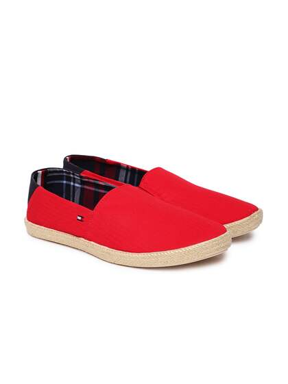 43a126f97 Tommy Hilfiger Canvas Shoes - Buy Tommy Hilfiger Canvas Shoes online ...