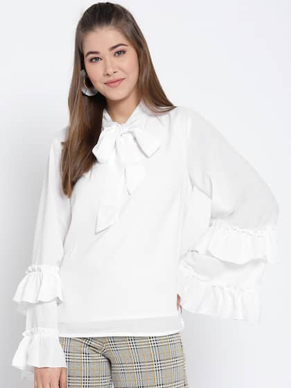 4d3acdb3caf00 Ladies Tops - Buy Tops   T-shirts for Women Online
