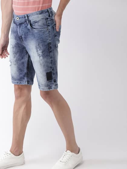 16a42dfbd7 Denim Shorts - Buy Denim Shorts online in India