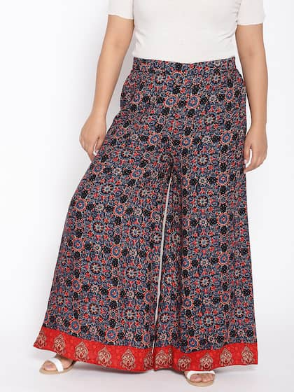 dce251cae0 Palazzo Pant - Buy Latest Palazzo Pants Online in India | Myntra