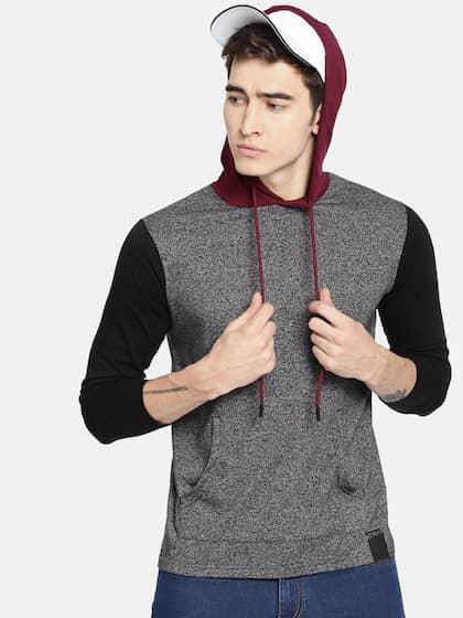 9ccb8674087d Sweatshirts For Men - Buy Mens Sweatshirts Online India