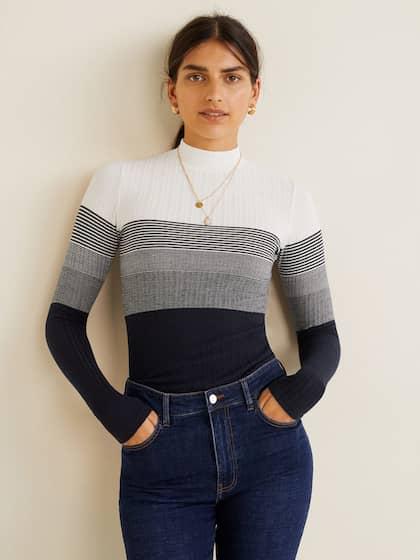 a9823908e0 High Neck Tops - Buy High Neck Tops online in India