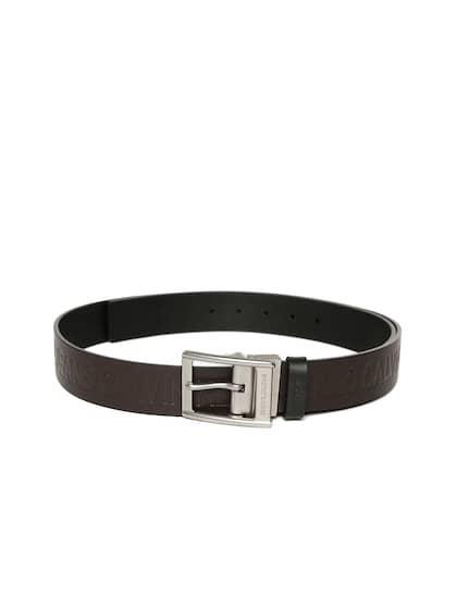 cf432862d0 Belt For Men - Buy Men Belts Online in India at Best price | Myntra