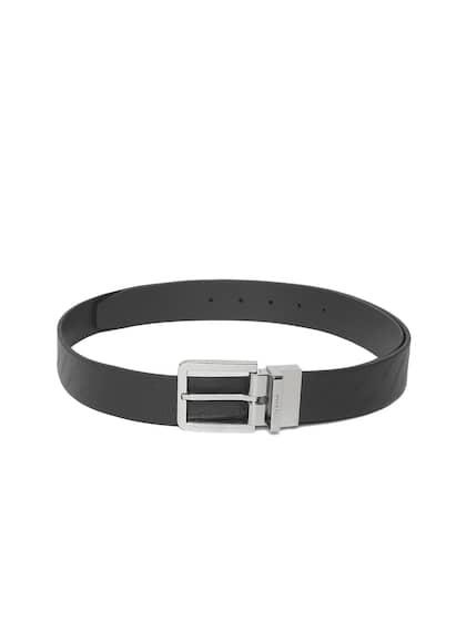 bfd9883673bde Belt For Men - Buy Men Belts Online in India at Best price | Myntra