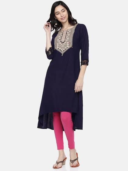 63578c2552d4 High Low Kurta - Buy High Low Kurta online in India