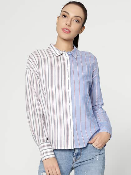 358bd783b1 Only Stripe Shirts - Buy Only Stripe Shirts online in India