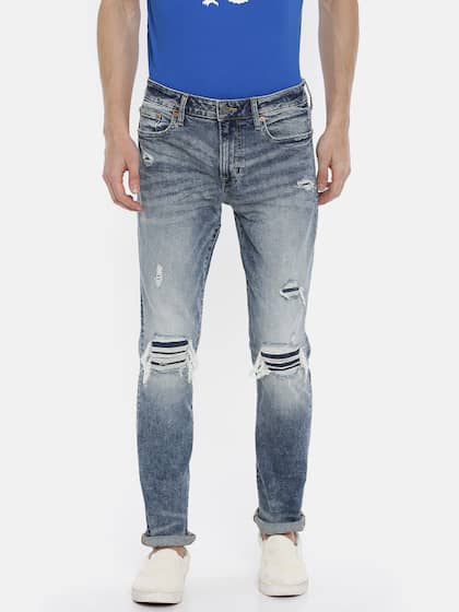 2625c491f Ripped Jeans - Shop for Ripped Jeans Online in India   Myntra