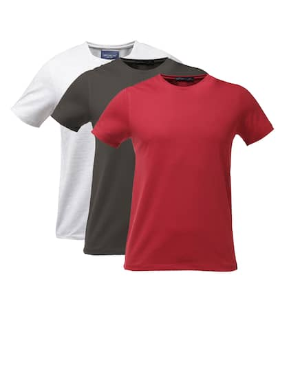5dda391f89d Pack Of 3 Tshirts - Buy Pack Of 3 Tshirts online in India
