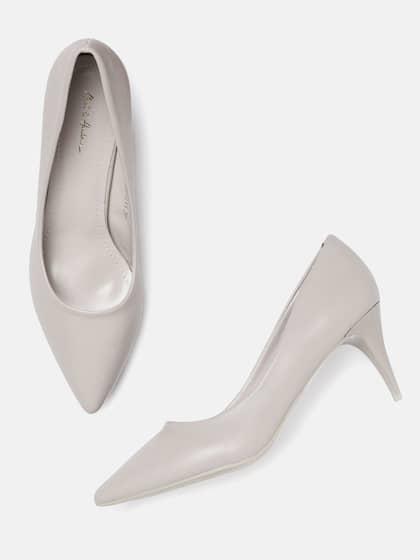 974c4a29718bb Heels Online - Buy High Heels, Pencil Heels Sandals Online   Myntra